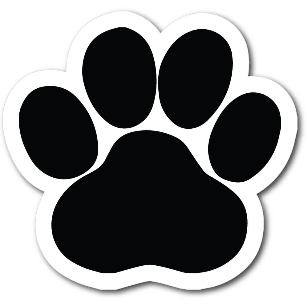 Tiger Paws Clipart Clemson Tiger Paw Stencil Cliparts Co
